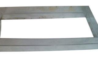 Прямоугольные фасонные части. Фото 17