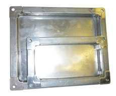 Заглушка прямоугольная для воздуховода