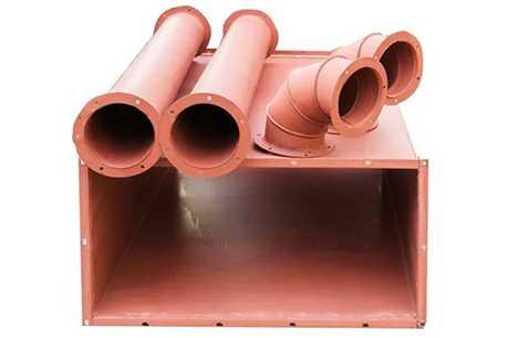 Прямоугольные воздуховоды. Фото 1