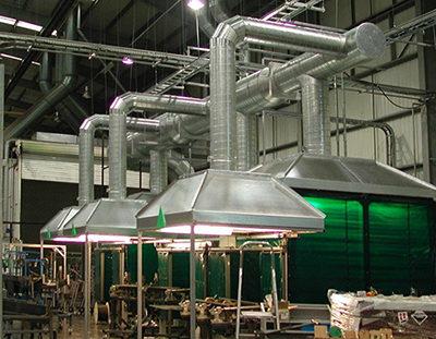 Воздуховоды из нержавеющей стали. Фото 11