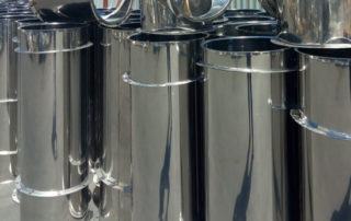Воздуховоды из нержавеющей стали. Фото 8