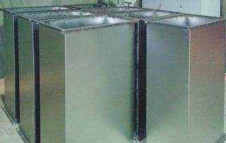 Прямоугольные воздуховоды. Фото 7