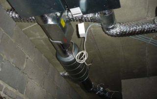 Шумоглушитель круглый для воздуховода. Фото 10