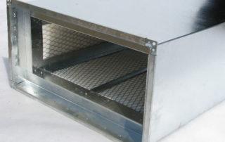 Шумоглушитель плоский для воздуховода. Фото 6