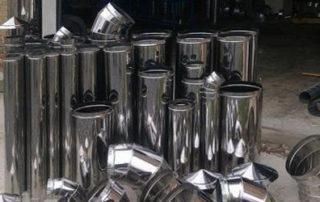 Воздуховоды из нержавеющей стали. Фото 4