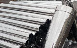 Воздуховоды из нержавеющей стали. Фото 5