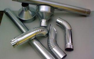 Изготовление системы водостоков. Фото 3