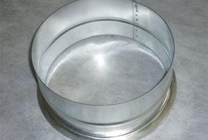 Прямая врезка круглого сечения. Фото 5