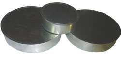 Заглушка круглого сечения для воздуховода. Фото 4