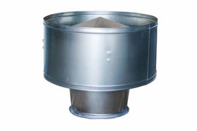Вентиляционный дефлектор круглого сечения. Фото 7