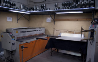 Сварные воздуховоды из оцинкованной стали. Фото 3