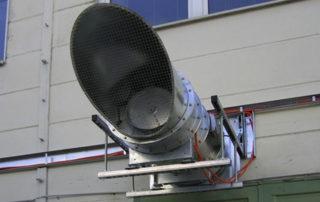 Системы дымоудаления. Фото 6