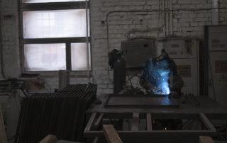 Сварные воздуховоды из оцинкованной стали. Фото 5
