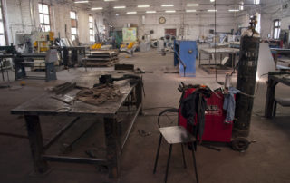 Сварные воздуховоды из оцинкованной стали. Фото 1