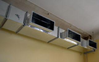 Врезка прямоугольная для воздуховода. Фото 8
