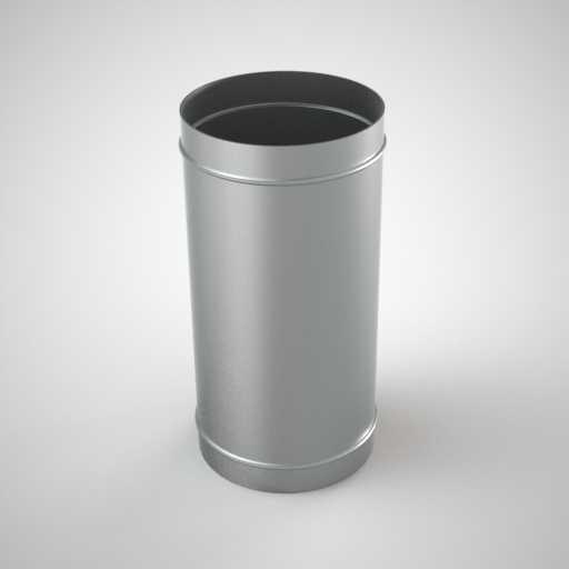 Воздуховоды из нержавеющей стали. Фото 1