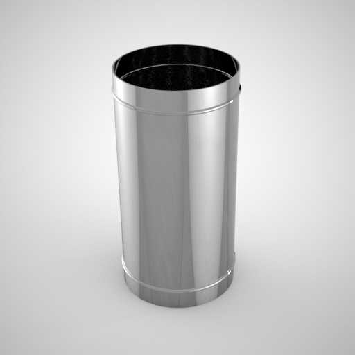 Воздуховоды из оцинкованной стали. Фото 1