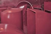 Vozduhovody iz chernoj stali fasonnye chasti